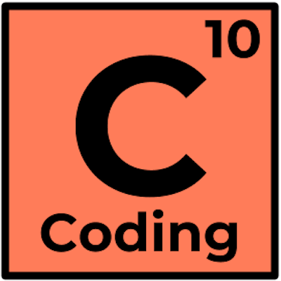Best Coding Institute in Delhi NCR, India | Coding Elements Logo